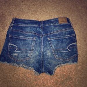 American Eagle Jean Shorts, Amazing Condition,